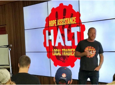HALT: Hope Assistance Local Tradies