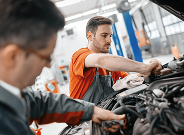 Overcoming the Skills Shortage in the Automotive Industry