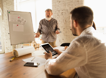 The Benefits of Having a Professional Mentor