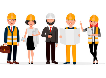 5 Types of Tradies You'll Meet on Site!