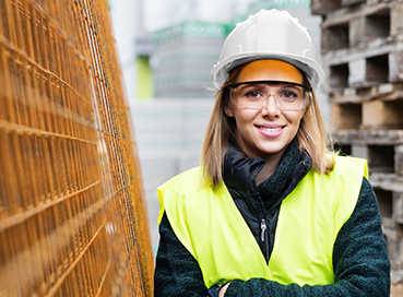 The Number of Females in Construction has Doubled as More Women Put Their Hands to Trade