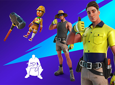 An Aussie Tradieis Fortnite's Newest Gaming Character