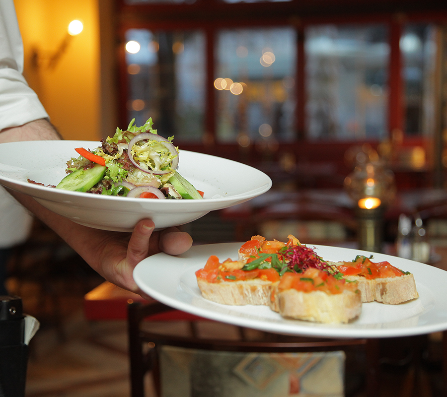 Why Food Services Are the Fastest Growing Area Of Employment